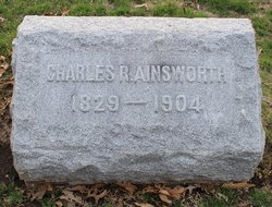 Charles R Ainsworth