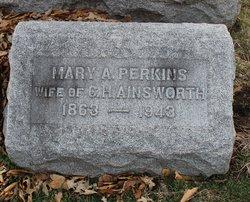 Mary Augusta <i>Perkins</i> Ainsworth