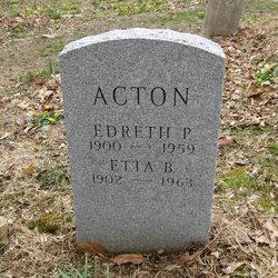 Etta B. Acton