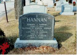 James E Hannan