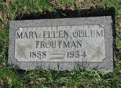 Mary Ellen Odlum Troutman