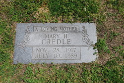 Mary Estelle <i>Harris</i> Credle