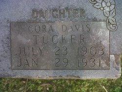 Cora Bell <i>Davis</i> Tucker