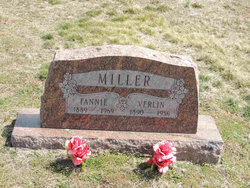 Fannie E <i>Love</i> Miller