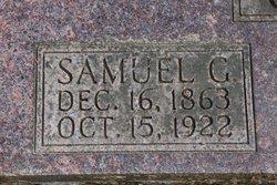 Samuel G Cabeen