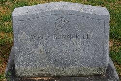 Byrda <i>Bonner</i> Lee