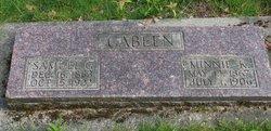 Minnie K Cabeen