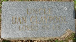 Daniel Boone Claypool