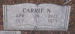 Carrie N. Leasure