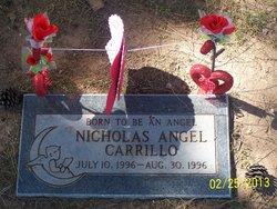 Nicholas Angel Carrillo
