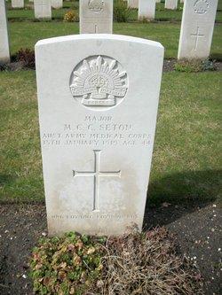 Major Miles Charles Seton