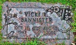 Vicki R. <i>Nietzel</i> Bannister