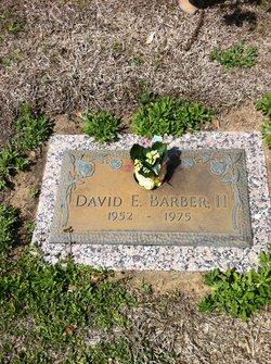 David E Barber, II