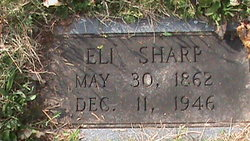 Eli Sharp