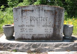 Martha Ella <i>House</i> Poetter