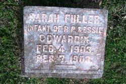 Sarah Fuller Cowardin