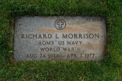 Richard L Morrison