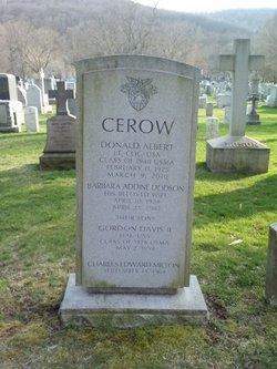 Donald Albert Don Cerow, Sr