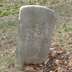 Renee Odhner Acton