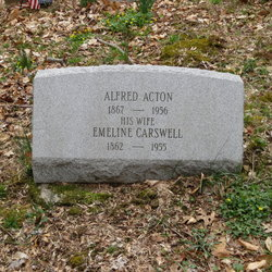 Rev. Alfred Acton
