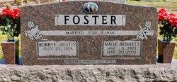 Mose Bennett Foster