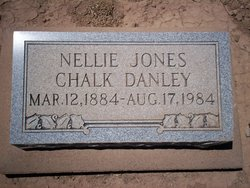 Nellie Chalk <i>Jones</i> Danley