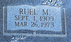 Ruell McCray Douglas