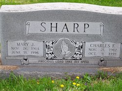 Charles Franklin Charlie Sharp