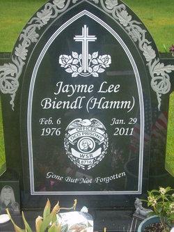 Jayme Lee <i>Hamm</i> Biendl