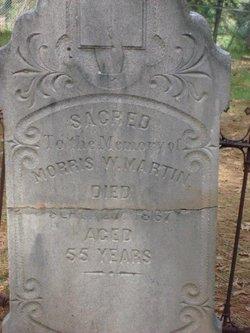 Morris W. Martin