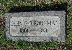John Greenup Green Troutman, Jr