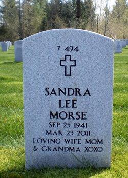 Sandra Lee <i>Ray</i> Morse