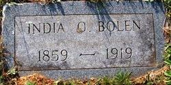 India Orlinda <i>Edwards</i> Bolen