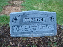 Mary Arlene French