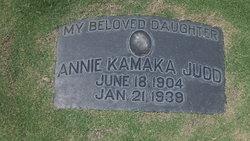Anna Kamaka Judd