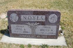 Annie B Noyes