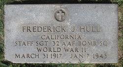 Sgt Frederick J. Hull