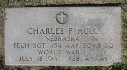 Sgt Charles F. Hull