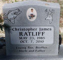 Christopher James Ratliff
