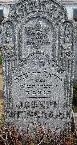 Joseph Weissbard