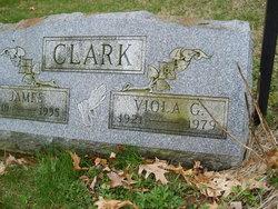 Viola Golden <i>Oakes</i> Clark