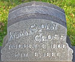 Alma <i>Sloan</i> Cross