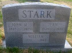 Jean <i>Robertson</i> Stark