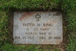 Floyd N King