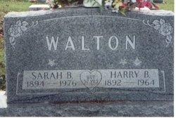 Harry B Walton