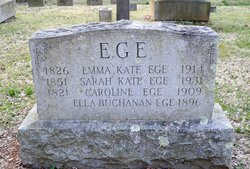 Emma Kate <i>Stilson</i> Ege