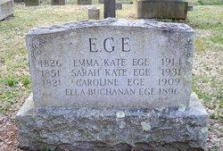 Caroline Ege
