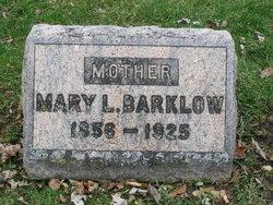 Mary Louise <i>Bingaman</i> Barklow
