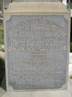 Virginia Eppes <i>Dance</i> Campbell