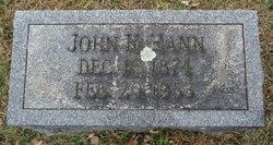 John H. Hann